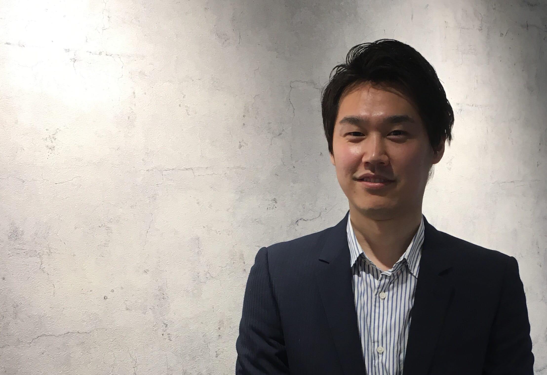 代表取締役CEO 栗原さん