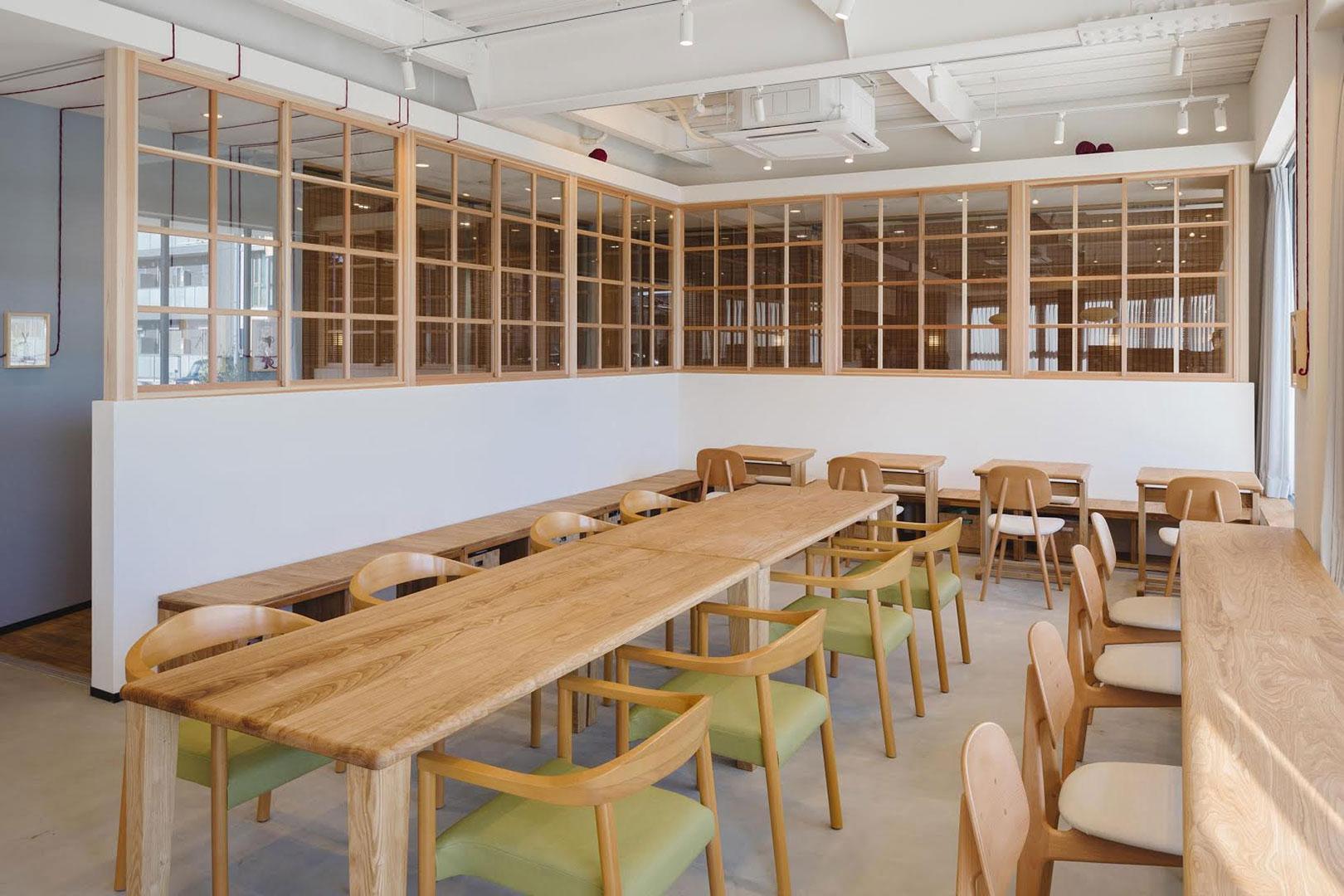 埼玉県に新しくオープンした「喫茶と美容室 茶の間」様