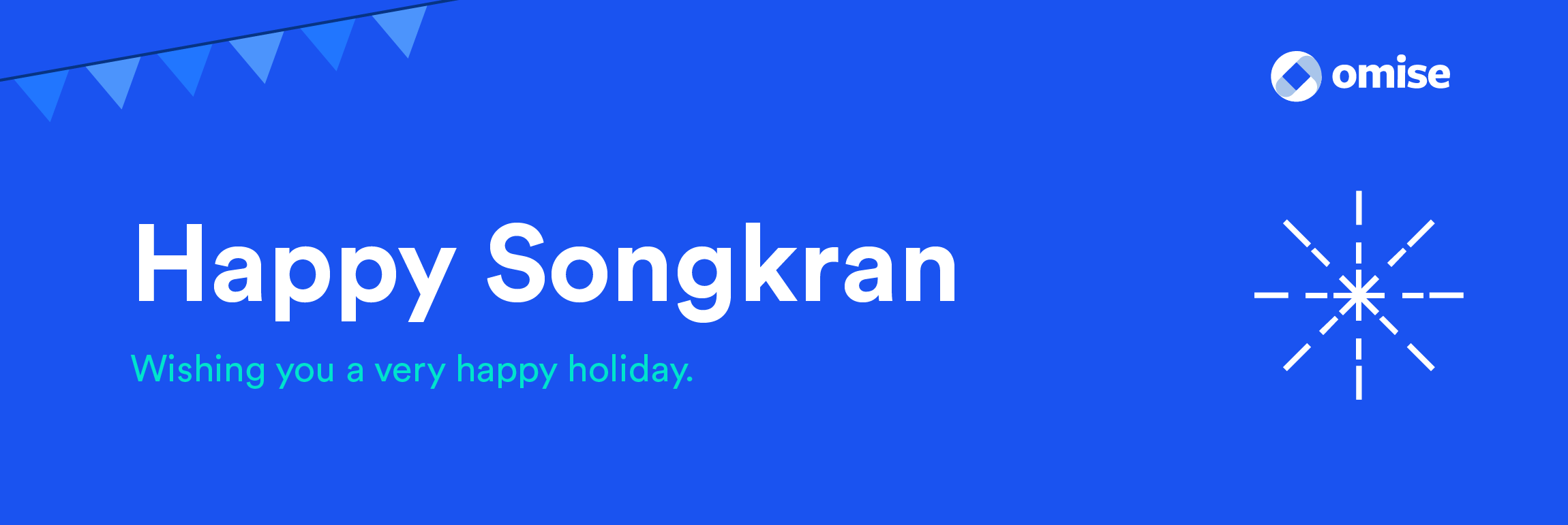Songkran Banner